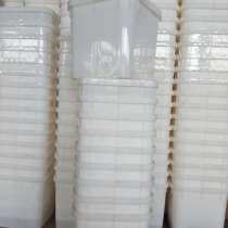 Куботейнер23л, пищевой. с плотной крышкой, под мед, икру, в Владивостоке