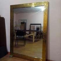 РАСПРОДАЖА!!! Зеркало в багетной рамке из мозаики, в г.Алматы