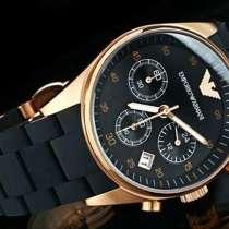 Комплект часы Emporio Armani и клатч Emporio Armani, в Москве