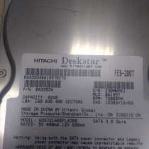 Продам жесткие диски б/у, рабочие, в Долгопрудном