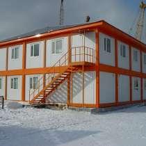 Модульное здание общежитие, в Екатеринбурге