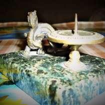 Подсвечник декоративный с драконом, в г.Омск