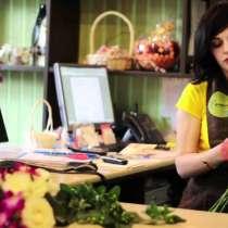 Требуются реализаторы цветов девушки, женщина сторож, в г.Бишкек