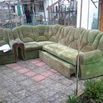 Продам угловой диван + кресло, в г.Рубежное