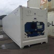 Рефконтейнер 40 футов Carrier в Ташкенте №NARU1262811, в г.Ташкент