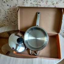 Сковорода из нержавеющей стали, в Иванове