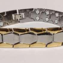 Магниный металлический браслет, в г.Бишкек