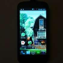 Смартфон Highscreen alpha Rage 4 Гб черный 4.5, в г.Москва