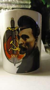 Продам кружку с изображением Дзержинского и др, в Красноярске