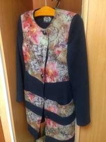 Пальто новое, одела 1-2 раза! 46-44 размер.3000, торг, в Оренбурге