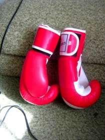 Перчатки для кигбоксинга., в Краснодаре