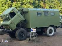 Газ 66 грузовой фургон (кунг), в Москве