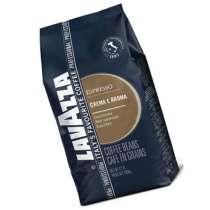 Кофе Lavazza Crema e Aroma Espresso Blue 1 кг зерно, в г.Николаев