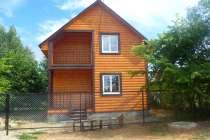 Новый теплый дом для круглогодичного проживания, в г.Киржач