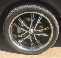 Продаю комплект колёс 22R, в Нижнем Новгороде