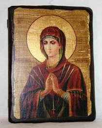 Икона Семистрельная Пресвятая Богородица, в г.Николаев