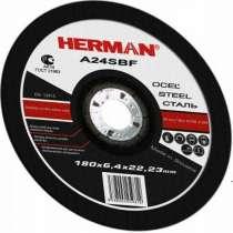Абразивный отрезной круг HERMAN STANDART 300х3.0х32,0 мм, в Дмитрове