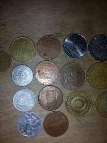 Монеты и купюра, в г.Могилёв
