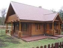 Срубы домов, бань, в Балаково