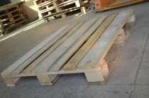 Поддоны деревянные 1000х1200мм б/у и новые, в Саратове
