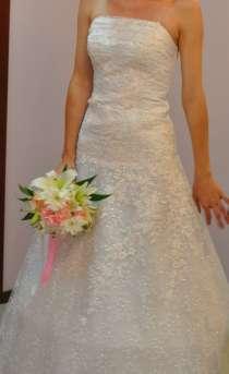 Продам свадебное платье, в Оренбурге
