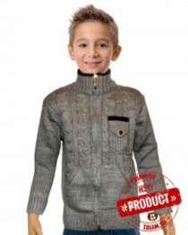 Детские кофты, свитера для мальчиков оптом, в г.Алматы