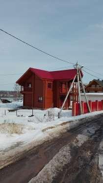 Бревенч. дом, 150 кв. м., с. Безводное, Кстов. р-н, в Нижнем Новгороде