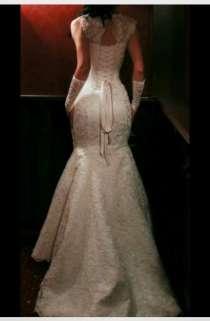 Эксклюзивное свадебное платье, в г.Самара