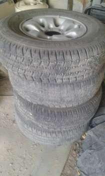 Диски R15 с шинами 235/75/R15, в г.Актау