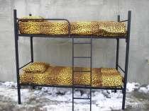 Кровати металлические одноярусные, кровати двухъярусные, в Архангельске