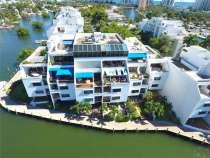 Апартамент в Санни-Айлс на эксклюзивном острове, в г.Майами