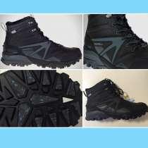 Новые зимние ботинки Merrell, в Санкт-Петербурге