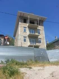 Срочно. Дом 374.4 м² на участке 4.4 сот. без отделки, в г.Севастополь