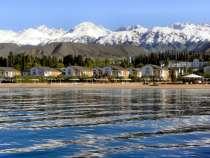 Иссык-Куль, горы : пляжный отдых, треки, автотуры, в г.Каракол