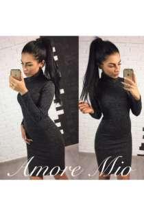Платье футляр под горло артикул - Артикул:  Ам9277, в Ставрополе