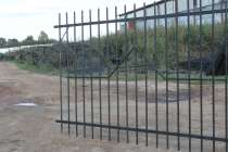 Секции заборные, в Курске