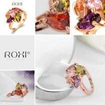 Кольцо р.16.5 (покрытие - розовое золото), в Перми