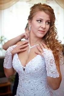 Свадебное платье-44-46 размер. Очень красивое, в Краснодаре