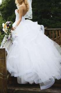 Свадебное платье принцессы, в Москве