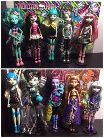Куклы Monster High, в Москве