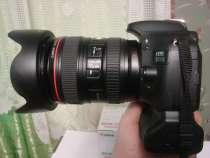 Продаю объектив canon zoom lens ef 24-105mm 1:4 L IS USM, в Воронеже