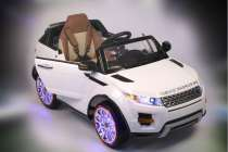 Детский электромобиль Range Rover A111AA, в Санкт-Петербурге
