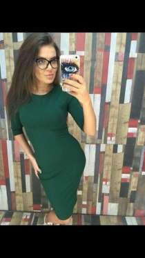 Продаю демесезонное платье футляр весна -осень, в Краснодаре