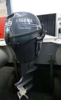 Лодочный мотор Yamaha F 9,9, в Москве