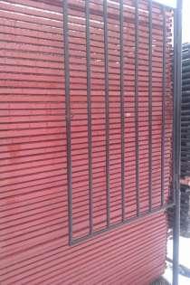 Ворота и калитки, в Зеленограде