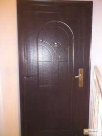 Дверь входная металлическая, в г.Бронницы