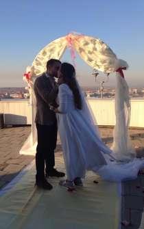 Выездная регистрация брака на крыше!, в Красноярске