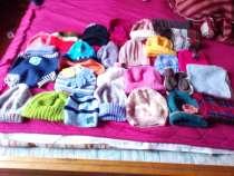 Детские шапочки с рукавицами и шарфы новые, в г.Могилёв