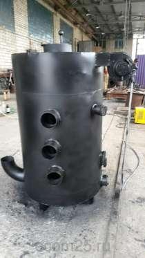 Котел Эком на отработке воздухогрейный тепловая пушка, в Владивостоке