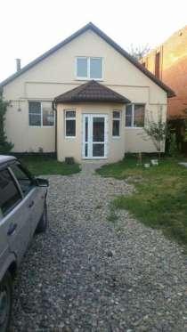 Продается новый жилой дом с мансардой в центре города, в Краснодаре